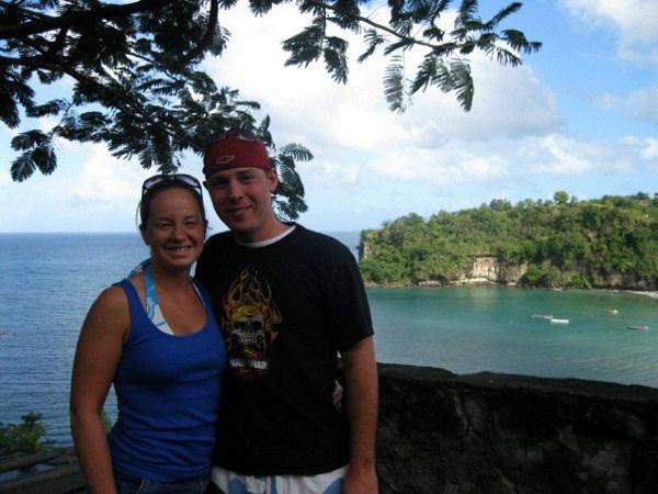 Living the Dream - St Lucia 2009