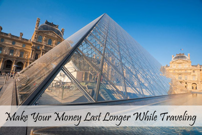 Travel Tips - On The Road - Make Your Money Last Longer While Traveling - TN