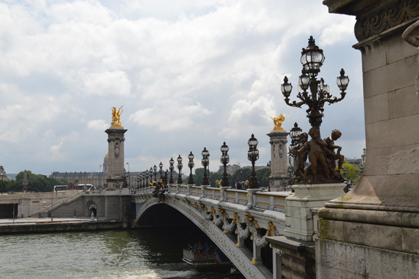 Paris Photo Essay - Pont Alexandre III