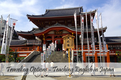 Teaching English in Japan Cover