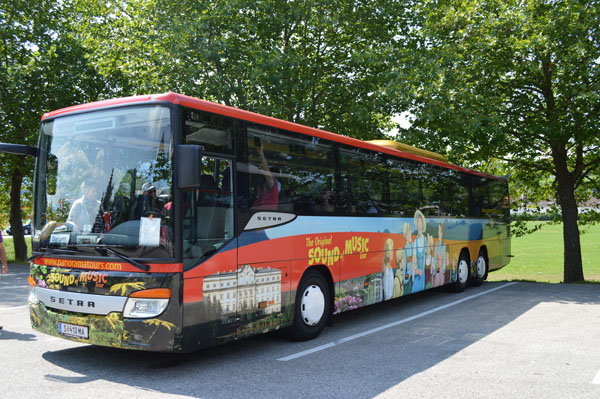 Top Things to Do in Salzburg Austria - The Sound of Music Tour - Bus