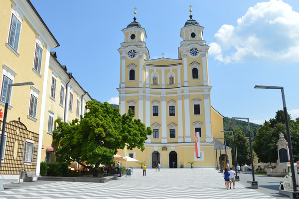 The Sound of Music Tour - Church