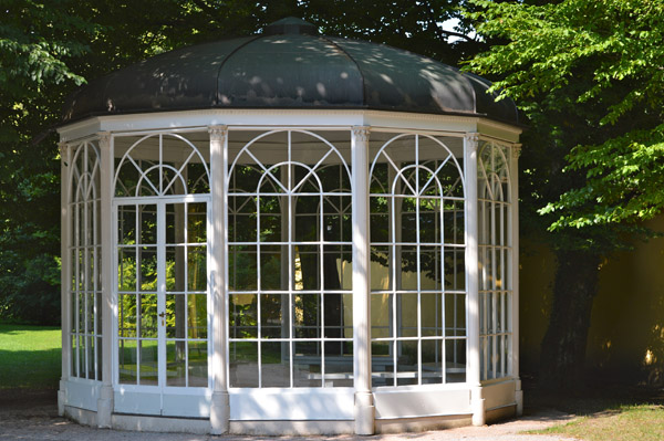 The Sound of Music Tour - Gazebo