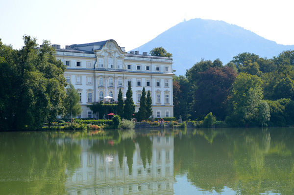 The Sound of Music Tour - Pond