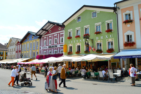 The Sound of Music Tour - Town