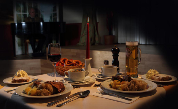 The Sound of Salzburg - Food - photo from their website