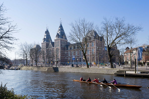 Top 5 Museums in Amsterdam - Rijksmuseum