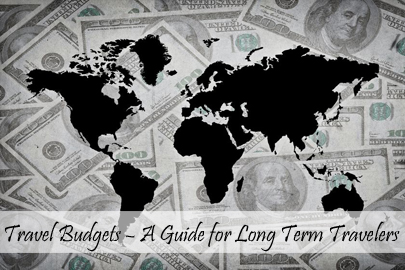 Planning Travel Tips - Travel Budgets - A Guide for LTT Cover