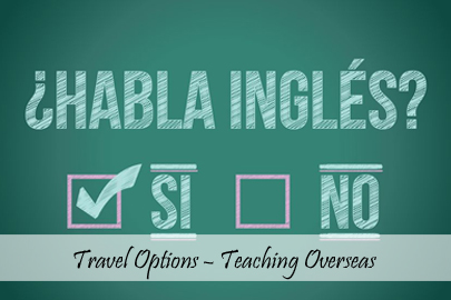 Travel Options – Teaching Overseas Cover