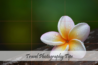 Travel Tips - On The Road - Travel Photography Tips Cover