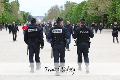 Travel Tips - On The Road - Travel Safety