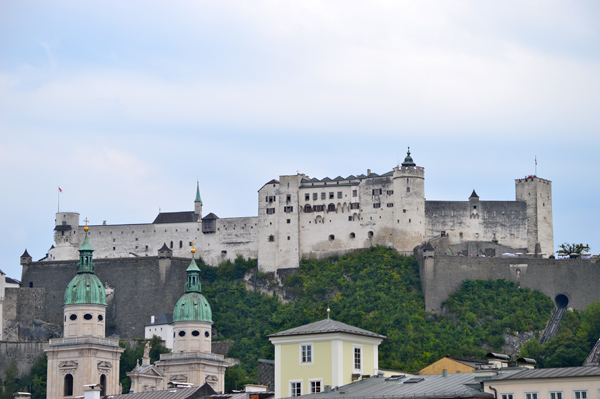 Top Things to Do in Salzburg Austria - A Day in Salzburg Austria - Castle