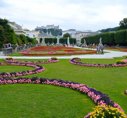 Walking Through History & Beauty in Salzburg Austria
