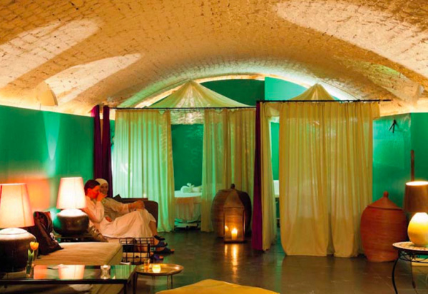 A Touch of Luxury in Vienna - TURKISH BATH