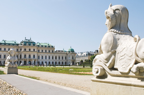Must See Museums in Vienna Austria - Belvedere Museum