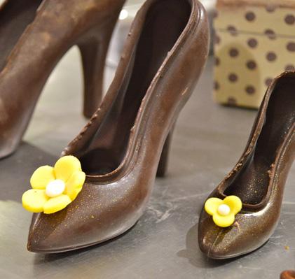 Chocolate Goodness in Switzerland