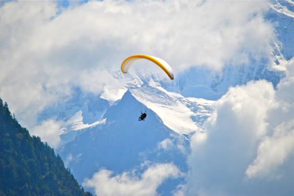 IThings to do in Interlaken Switzerland - Adventure Sports