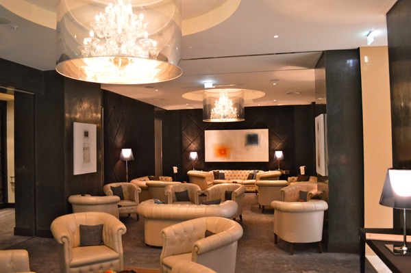 Luxury at its best with Kempinski Vienna - Lounge