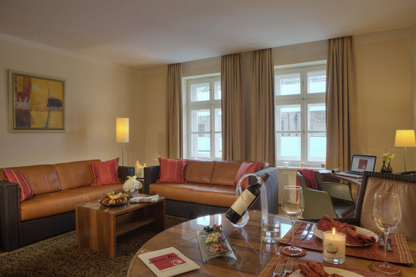 Maximiian Apartments & Hotel Munich - Rooms 2