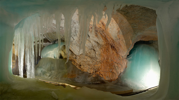 Top Things to Do in Salzburg Austria - Ice Caves - Source - http://www.eisriesenwelt.at