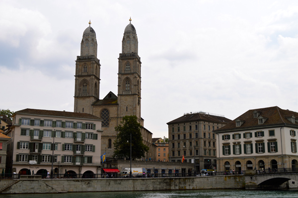 Top Things to do in Zurich Switzerland - Church