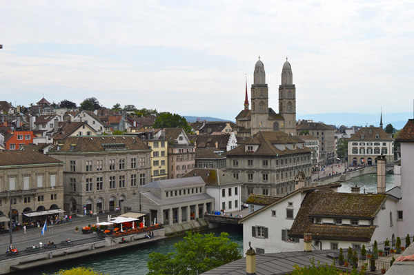 Top Things to do in Zurich Switzerland - Old town