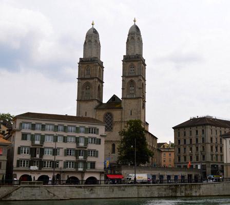Top Things to do in Zurich Switzerland