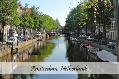 Amsterdam Netherlands Photo Essay Cover - Part 1