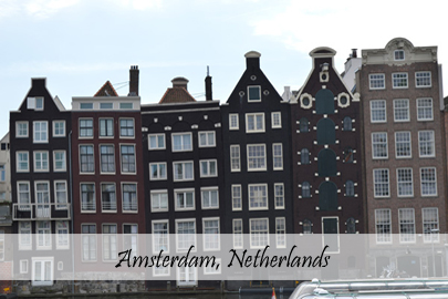 Amsterdam Netherlands Photo Essay Cover
