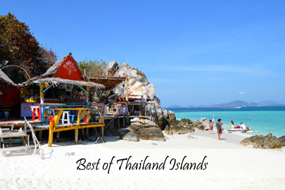Best of Thailand Islands