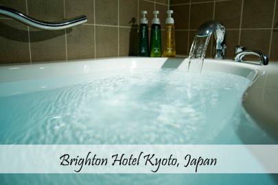 Brighton Hotel Kyoto Cover