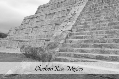 Chichen Itza Photo Essay Cover