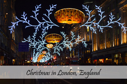 Christmas in London Cover Photo
