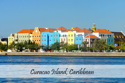 Curacao Island Caribbean Photo Essay Cover
