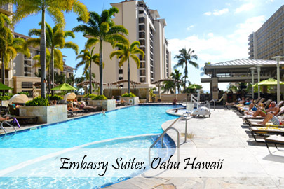 Embassy Suites Hawaii Cover