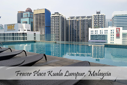 Fraser Place Kuala Lumpur Cover