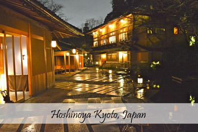 HOSHINOYA Kyoto Cover