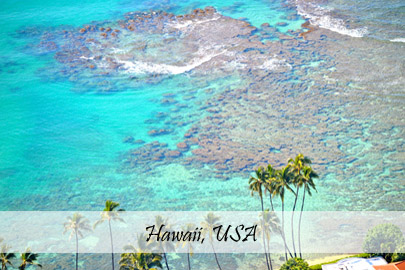 Hawaii USA Cover