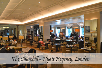 Hyatt Regency London The Churchill Cover Photo