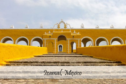 Izamal Mexico Photo Essay Cover
