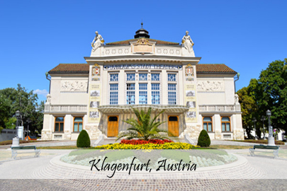 Klagenfurt Austria Photo Essay Cover