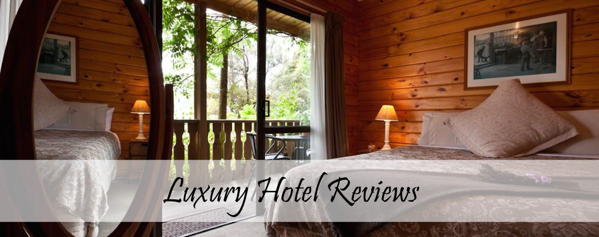 Luxury Hotel Reviews Cover