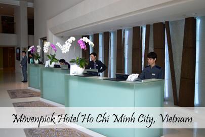 Mövenpick Hotel Ho Chi Minh City Cover