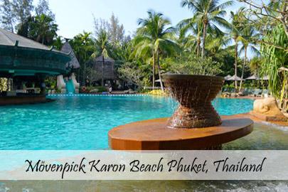 Mövenpick Karon Beach Phuket Cover