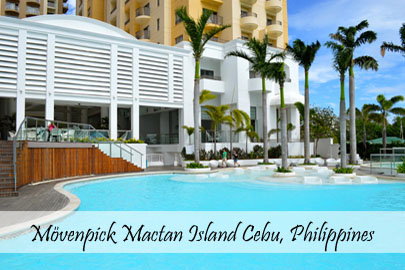 Mövenpick Mactan Island Cebu Cover
