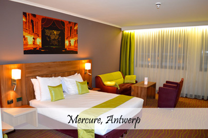 Mercure Antwerp