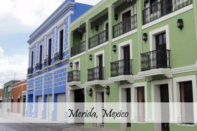 Merida Mexico Photo Essay Cover