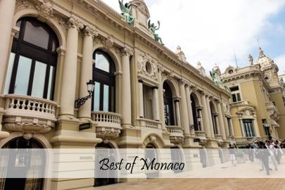 Monaco Photo Essay Cover