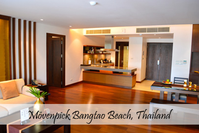 Movenpick Bangtao Beach Thailand Cover
