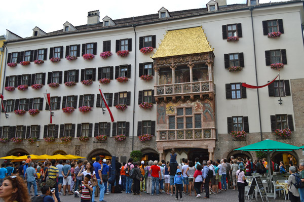 Must See Museums in Innsbruck Austria - Museum Goldenes Dachl
